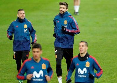 "Jordi Alba: ""Mi historia ha sido inesperada"""