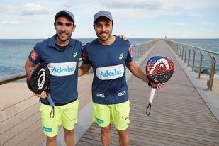 Fernando Belasteguín y Pablo Lima llegan a lo grande a las semifinales