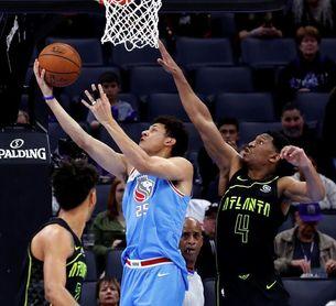 Harden salva a los Rockets; Pelicans y Hornets establecen marcas de equipo