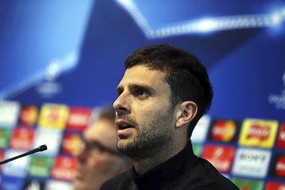 La liga francesa sanciona a Thiago Motta con tres partidos por una entrada