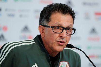 Osorio acepta que si México no muestra buen juego aéreo, sufrirá con Islandia