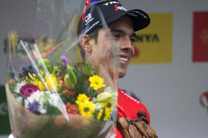 Valverde sigue con ventaja en la etapa de Jarlinson Pantano