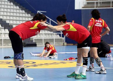Víver: No hay un escenario mejor que Donostia para jugar contra Alemania