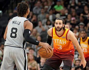 124-120. Aldridge logra su mejor marca en el triunfo de los Spurs