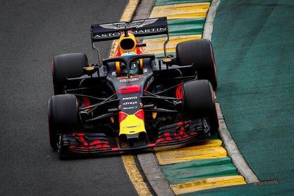 Ricciardo perderá tres puestos en la parrilla de salida por sanción