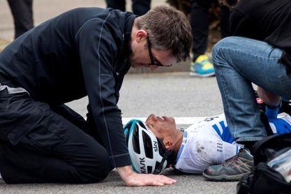 Bernal, ingresado en un hospital de Barcelona para explorarle un hombro