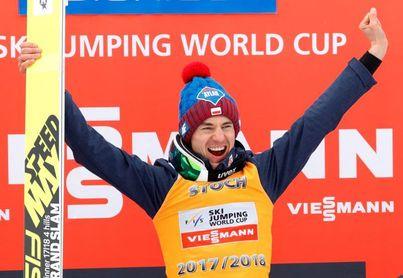 El polaco Kamil Stoch, ya campeón, gana en Eslovenia la última prueba