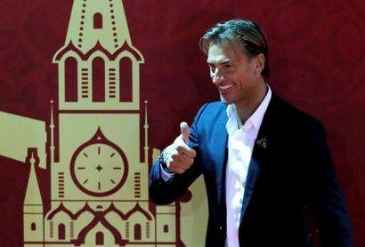 Marruecos debe mejorar con balón para competir en el Mundial, dice el seleccionador