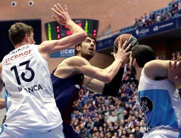 Ante Tomic suma su sexta designación como MVP