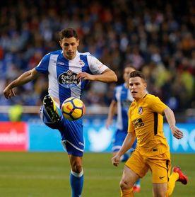 El Deportivo ha perdido en sus once últimas visitas al Atlético en Liga