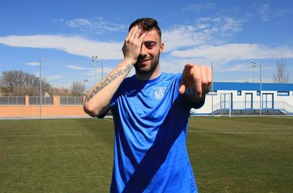 """Diego Rico: """"Garitano saca el máximo rendimiento y la mayor intensidad a todo"""""""