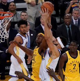 81-92. Oladipo y Pacers siguen en racha triunfal; Warriors vuelven a perder