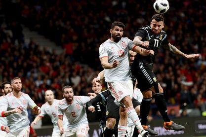 """Diego Costa: """"Quiero estar en el Mundial"""""""