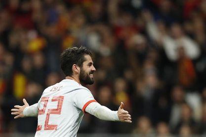 """Isco:""""En la selección tengo la confianza que quizá no me he sabido ganar en Madrid"""""""