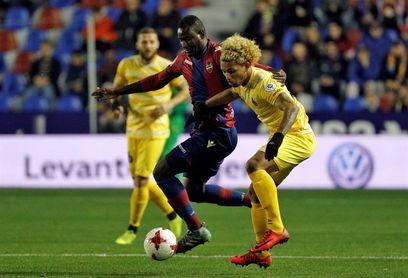 El Levante quiere en Girona su tercera victoria consecutiva
