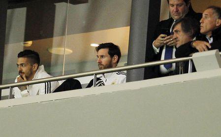 Messi, Piqué y Ter Stegen, a la espera de pruebas médicas
