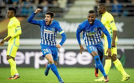 Pozuelo ha firmado 24 asistencias en dos temporadas en la Jupiler Pro League belga.