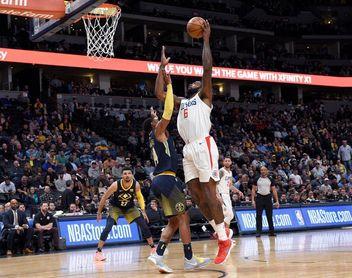 99-111. Harris acerca a los Clippers a las finales