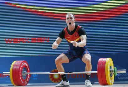 Andrés Mata, plata y bronces en 77 kilos; el alemán Nico Muller campeón
