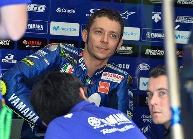 """Valentino Rossi: """"Para mí los favoritos son Dovizioso y Márquez"""""""