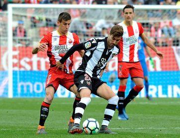 1-1. El Girona no puede con el mejorado Levante de Paco López