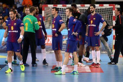 30-28. El Montpellier acaba con el sueño europeo de los azulgrana
