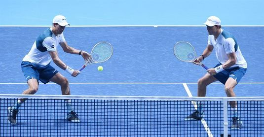 Los hermanos Bryan logran su quinto título en Miami en dobles masculino
