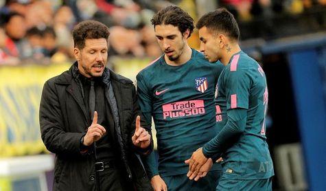 Vrsaljko, baja ante el Deportivo; Carlos Isaac debutará con el primer equipo