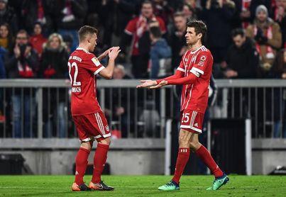 Manchester City y Bayern Múnich acarician el título