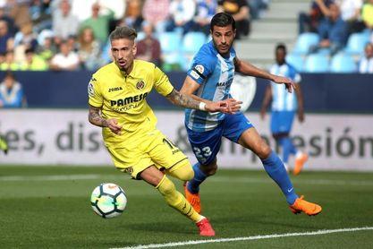 El Málaga, seis años de caída desde la gloria de la Liga de Campeones