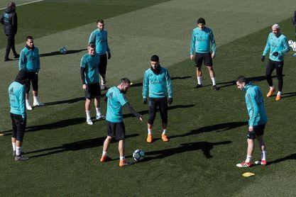 El Real Madrid ya está concentrado en su hotel de Turín