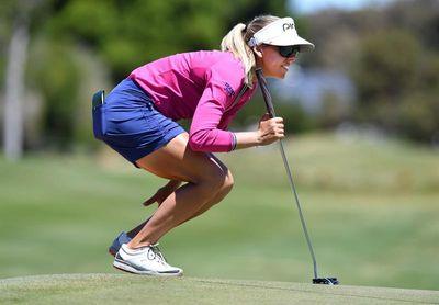 La sueca Pernilla Lindberg logra en Rancho Mirage su primer grande