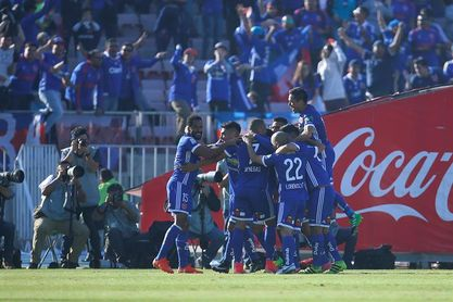 La U de Chile y Racing chocan por el liderato del grupo 5 de la Libertadores