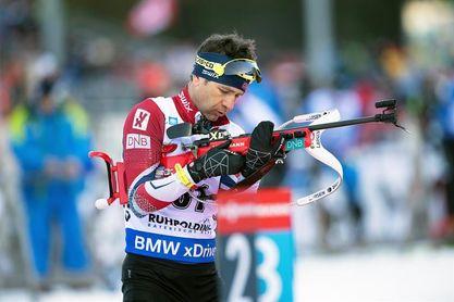 El noruego Bjørndalen, mito de los deportes de invierno, anuncia su retirada