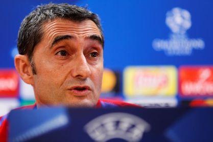 "Valverde: ""Que nos den por favoritos nos da igual; no te hace ganar partidos"""