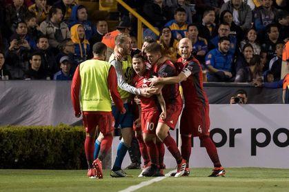 3-1. Eficacia goleadora del Toronto ante un América sin inspiración