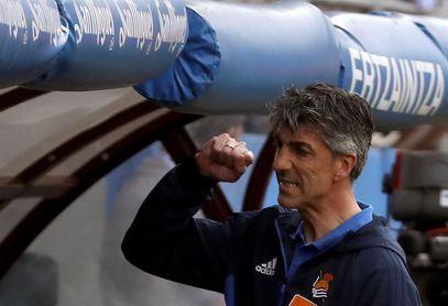 Canales, en condiciones para jugar ante Girona, Xabi Prieto casi descartado