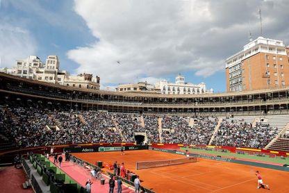 España y Alemania completan su último entrenamiento en la plaza de toros