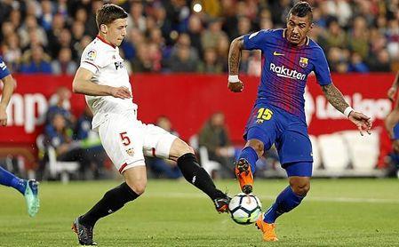 El Sevilla lleva semanas tratando de renovar a Lenglet.