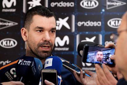 """Rafa Martínez cumplirá 500 partidos y elige """"el último de la final de la ACB"""""""