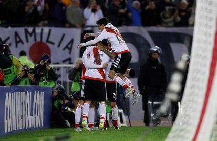 River Plate y el Independiente Santa Fe se juegan el liderato del Grupo 4