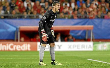 "David Soria: ""Ni yo ni nadie esperaba que jugase"""