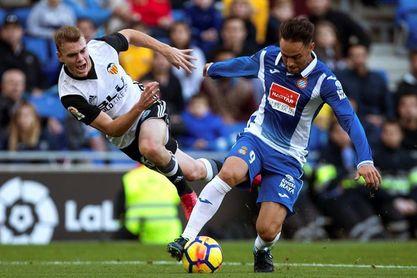 El Espanyol suma un empate y un triunfo en sus últimas diez visita a Mestalla