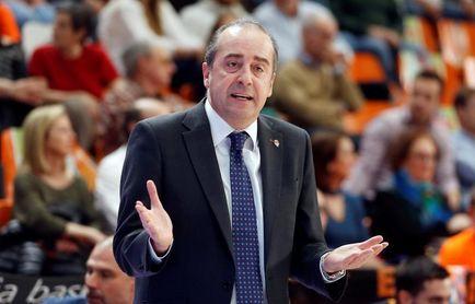 El Valencia despide la Euroliga ante Maccabi con ganas centrarse en ACB