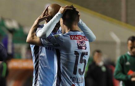1-0. Bolívar recupera terreno con una victoria ante Atlético Nacional