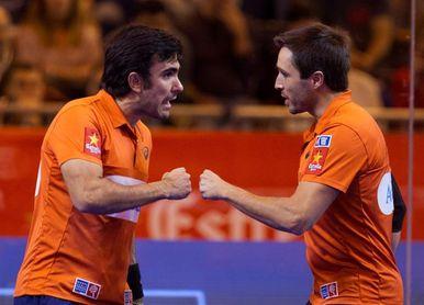 Belasteguín y Lima avanzan a semifinales y Galán y Díaz dan la sorpresa