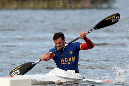 Craviotto gana el test de K1 200, uno de los selectivos para el K4 500 español