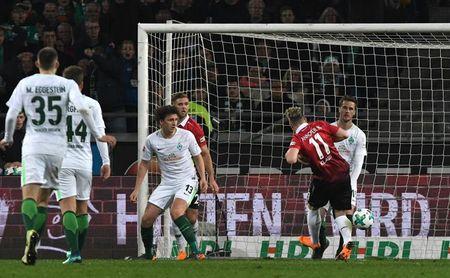 El Hannover gana al Werder Bremen y rompe la racha de cinco derrotas seguidas