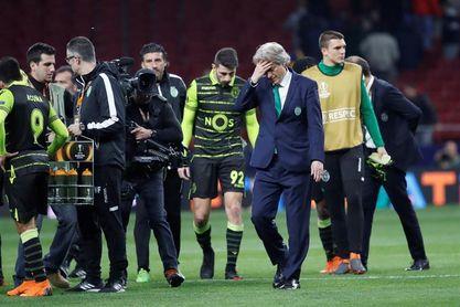 Los jugadores del Sporting, muy molestos con las críticas de su presidente