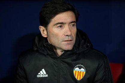 """Marcelino: """"Debemos tener las orejas para arriba ante el Espanyol"""""""